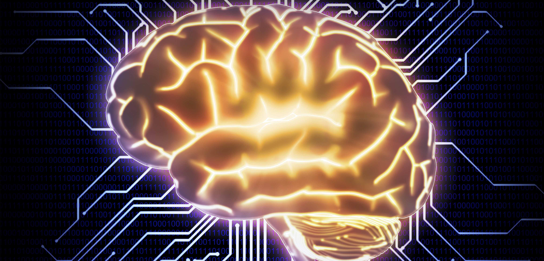 21 Jun 2013 --- Artificial intelligence, conceptual computer artwork. --- Image by © ANDRZEJ WOJCICKI/Science Photo Library/Corbis